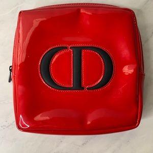 🛍4/$15  Dior Makeup Bag